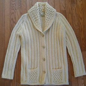Vintage Irish Wool Sweater